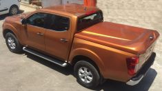 Nissan Yeni Navara Kasa Üstü Düz Kapak