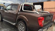 Nissan Yeni Navara Canyon Rollbar Krom
