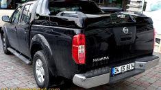 Nissan Navara Fullbox Kabin Hardtop