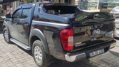 Nissan Navara Fullbox Kabin Bagaj Kapağı