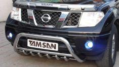 Nissan Navara Krom Ön Koruma