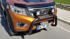 Yeni Nissan Navara Np300 Offroad Gizli Vinç