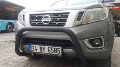 Nissan Navara Ön Koruma Bullbar
