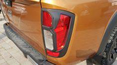 Nissan Navara Stop Çerçevesi Siyah