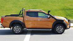 Nissan Yeni Navara Çamurluk Üstü Dodik