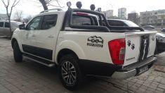 Nissan Yeni Navara Canyon Rollbar Siyah