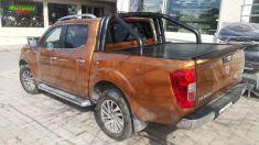Nissan Yeni Navara Triple Rollbar Siyah