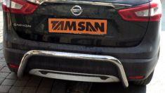 Nissan Yeni Qashqai Arka Koruma