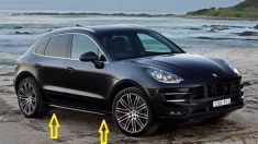 Porsche Macan Orjinal Yan Basamak