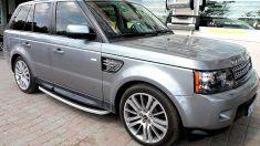 Range Rover Sport Yan Basamak Orjinal