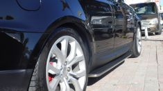 Range Rover Sport Yeni Kasa Basamak Orjinal