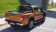 Renault Alaskan Sürgülü Kapak
