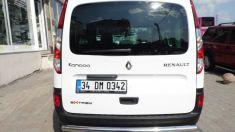 Renault Kangoo Arka Koruma Krom