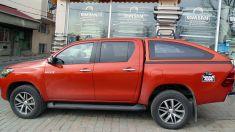 Toyota Hilux Aksesuarları Starbox Camlı Kabin