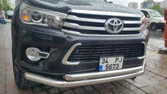 Toyota Hilux Ön Koruma Citybar