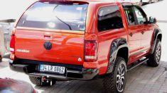 Volkswagen Amarok Canyon Camlı Kabin Hardtop
