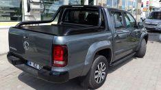 Volkswagen Amarok Canyon Aksesuarları Rollbox Sürgülü Kapak