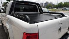 Volkswagen Amarok Canyon Rollbar Siyah