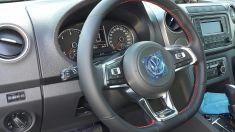 Volkswagen Amarok Spor F1 Kumandalı Direksiyon