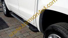 Volkswagen Amarok Yan Basamak Red Line Silver