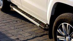 Volkswagen Amarok Yan Basamak Redline