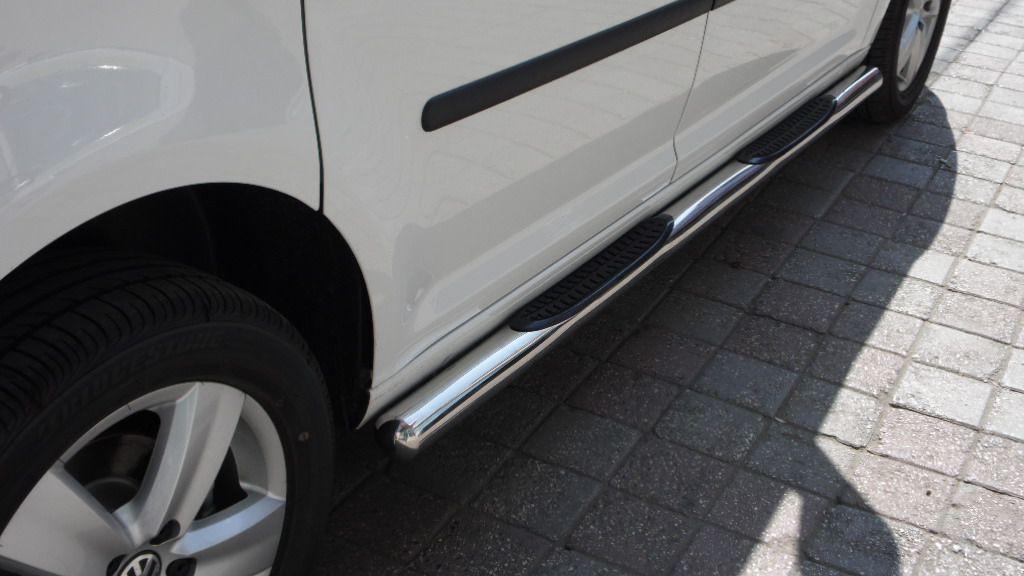 Volkswagen Caddy Yan Basamak Boru Tipi 70mm Tamsan 4x4