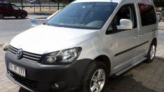 Volkswagen Caddy Yan Basamak Dotline