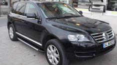 Volkswagen Touareg Yan Basamak Tampstep