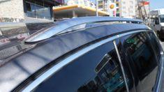 Volkswagen Touareg Yeni Kasa Tavan Rayı Orjinal İthal