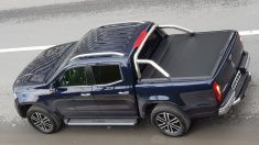 Mercedes X Class Mountain Top Sürgülü Kapak