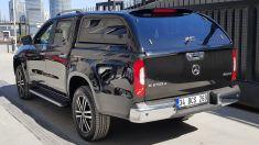 Mercedes X Class Camlı Kabin Hardtop