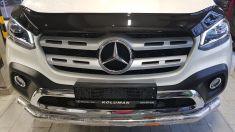 Mercedes X Class Kaput Koruyucu Rüzgarlık