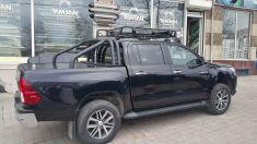 Yeni Toyota Hilux Revo Triple Kasa Üstü Rollbar