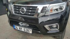 Yeni Nissan Navara Np300 Offroad Vinç