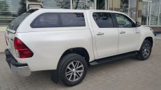 Toyota Hilux Revo Camlı Kabin