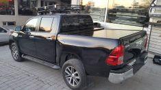 Toyota Hilux Revo Kasa Üstü Sürgülü Kapak
